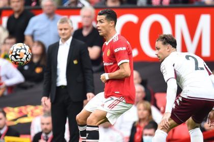 Ronaldo manda hasta en la comida: no cayó bien en el Manchester ...