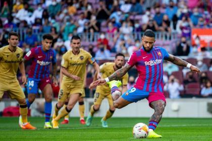Baño de confianza y Ansu reivindica el 10: Barcelona sonríe otra vez