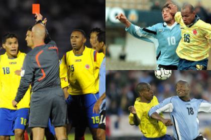 Uruguay vs Colombia: 5 datos de este partido que no sabía o ...