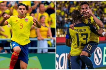 Colombia tiene su XI para la revancha: nómina de Rueda vs Ecuador