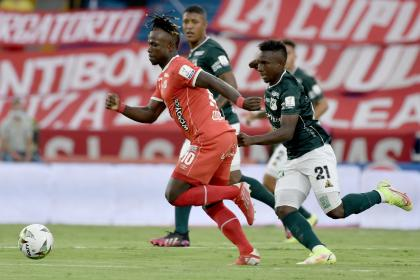 Deportivo Cali apagó la llama del América: reviva goles en el clásico