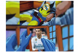 Memes Atlético de Madrid vs. Real Madrid