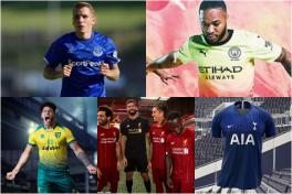 Camisetas de la Premier League 2019-2020