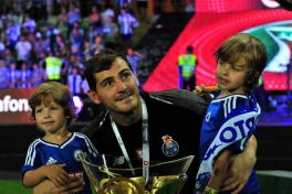 Supercopa Portugal Casillas