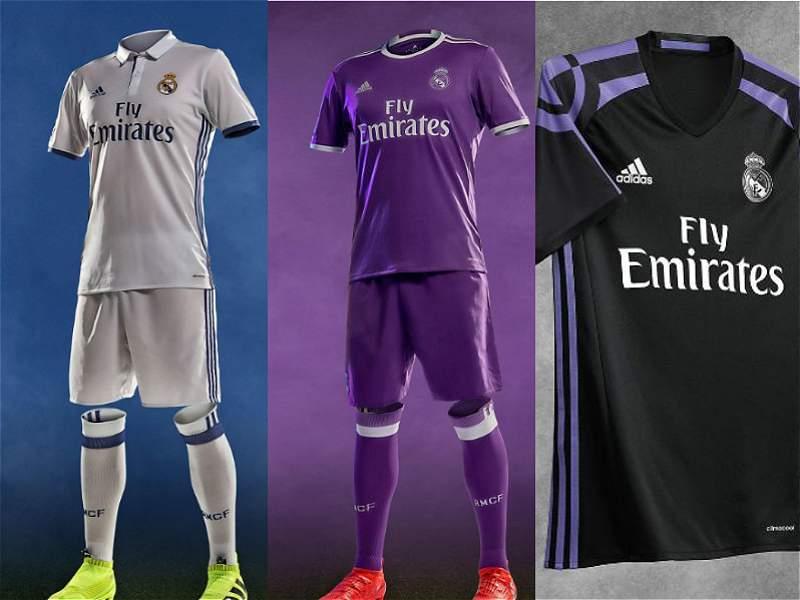Fotos uniformes de equipos de Europa - Otras Ligas de Fútbol - Futbolred
