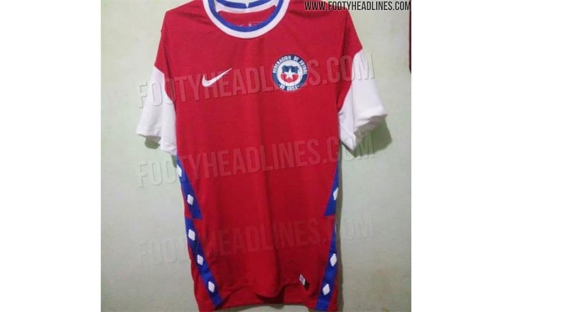 No gustaron: las camisetas que usaría Chile para la Copa América 2020 1