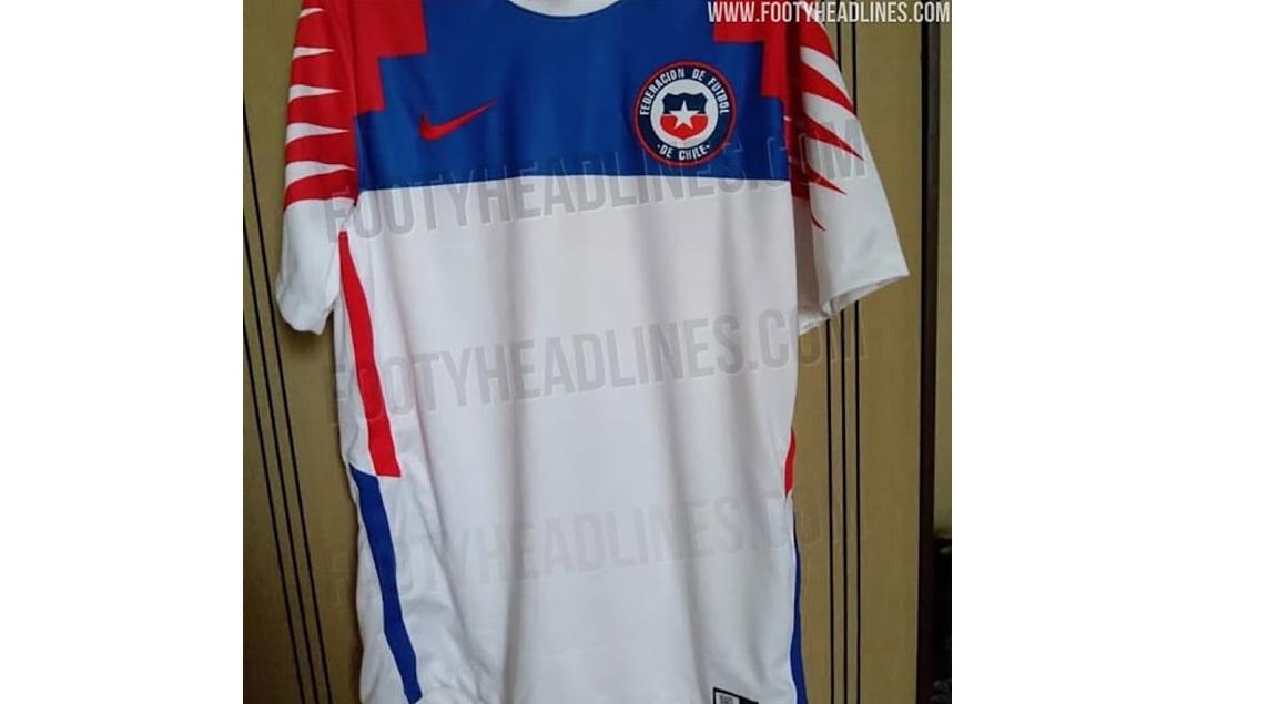 No gustaron: las camisetas que usaría Chile para la Copa América 2020 2