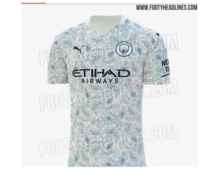 Hinchas de Manchester City rechazan nueva camiseta: ¡y es horrible! 2