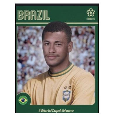 Estrellas de los Mundiales en versión 'setentera': ¿se los imagina? 6