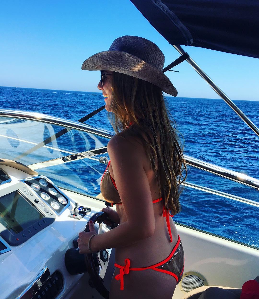 Júlia Vigas: la bella esposa del futbolista que quiere el Liverpool 9
