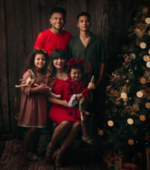 ¡Feliz Navidad! Así celebran los futbolistas colombianos por el mundo 10