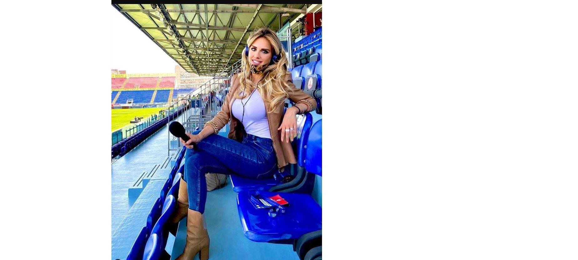Michela Persico, la bella pareja del olvidado de Juventus: Rugani 3