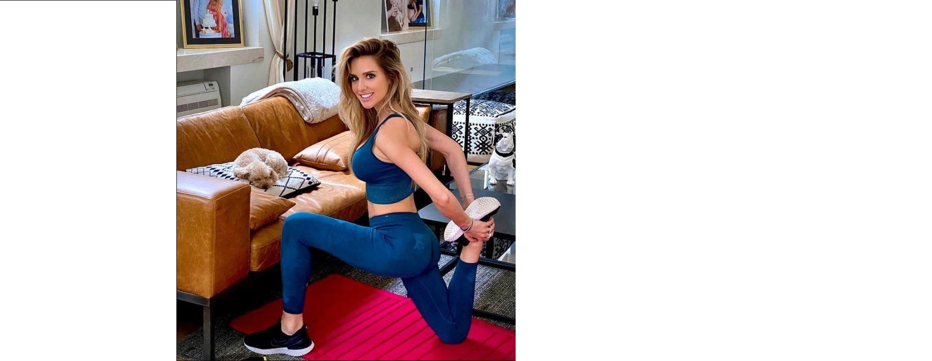 Michela Persico, la bella pareja del olvidado de Juventus: Rugani 7