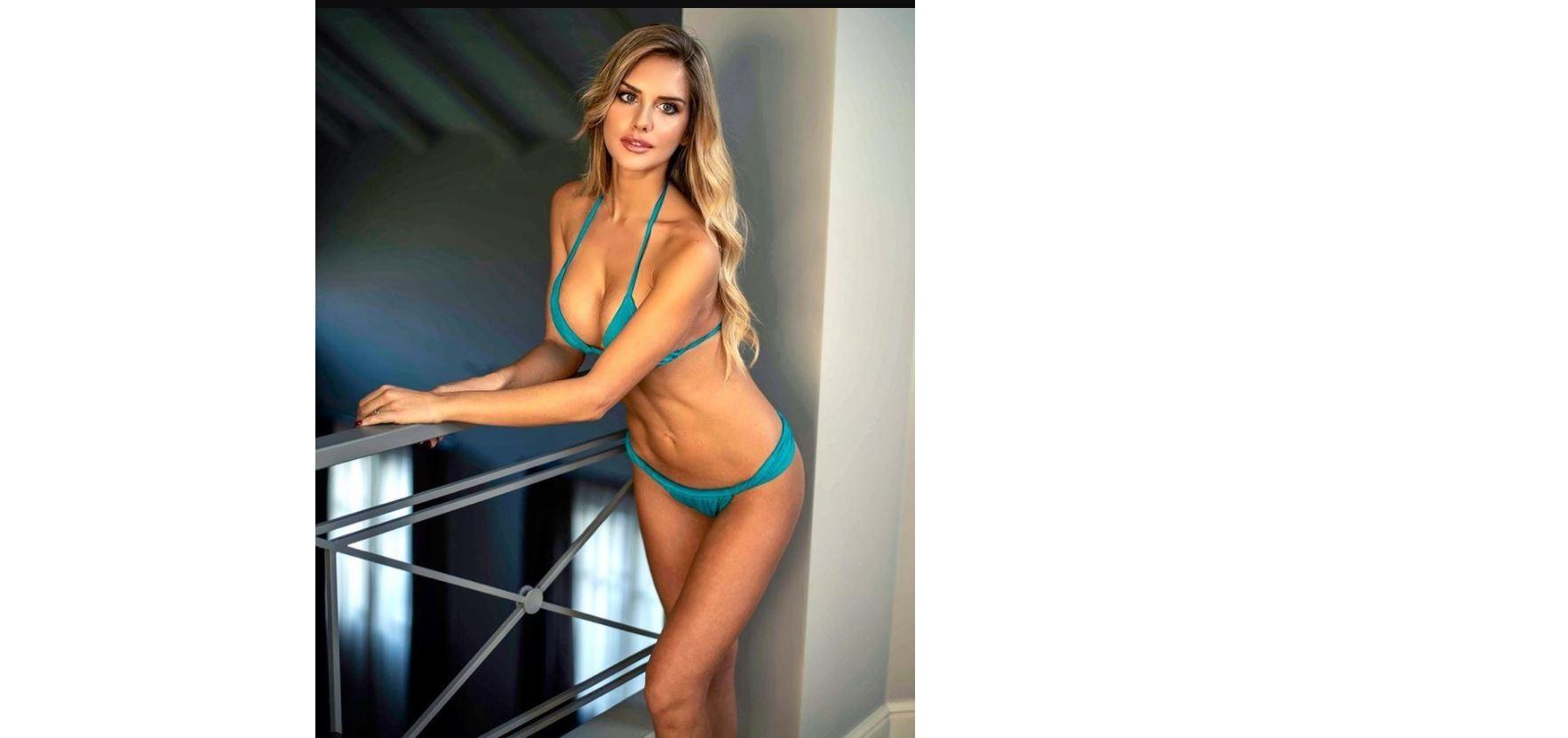 Michela Persico, la bella pareja del olvidado de Juventus: Rugani 4