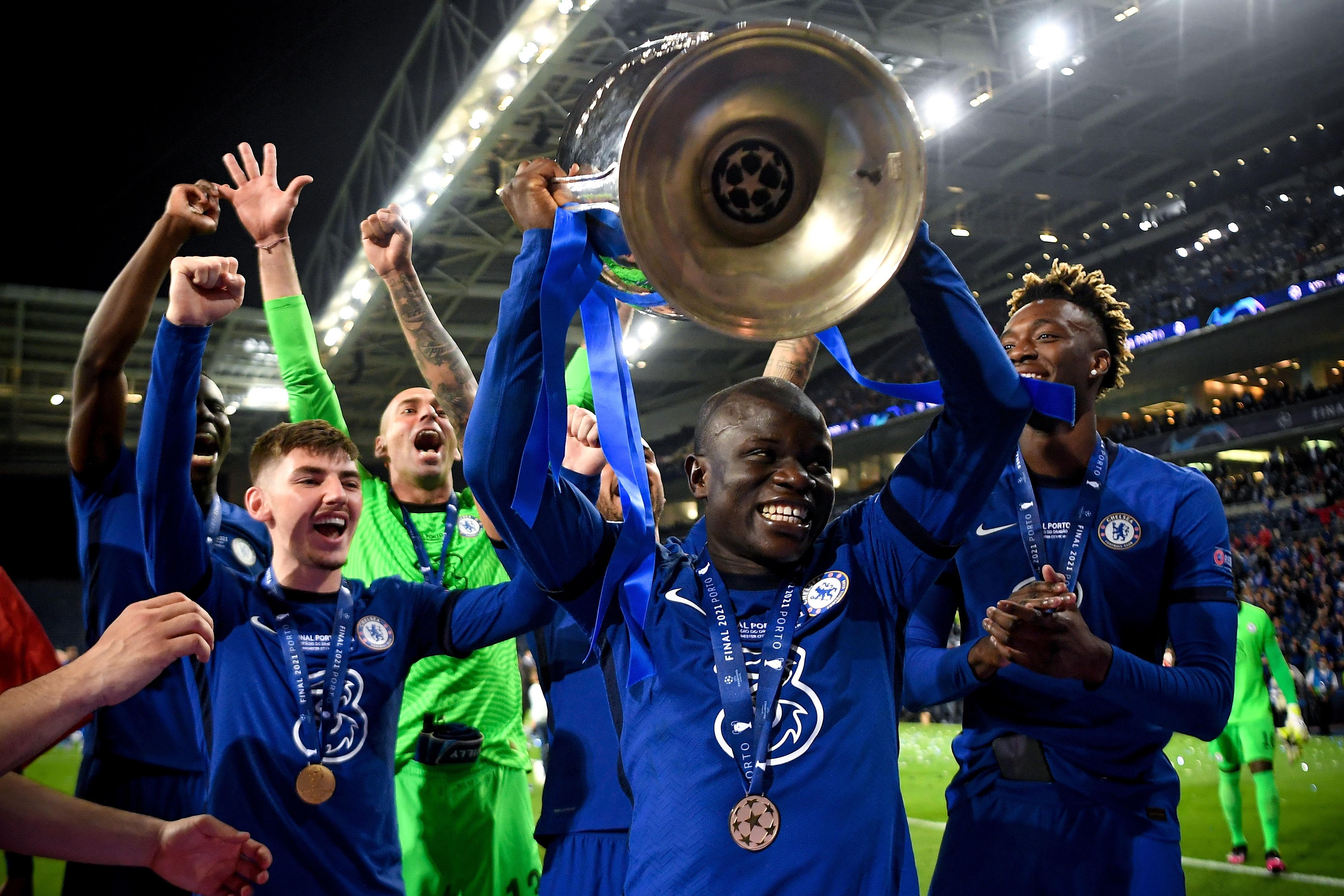 ¡Por el bicampeonato de Europa! Chelsea desea un XI inigualable 7