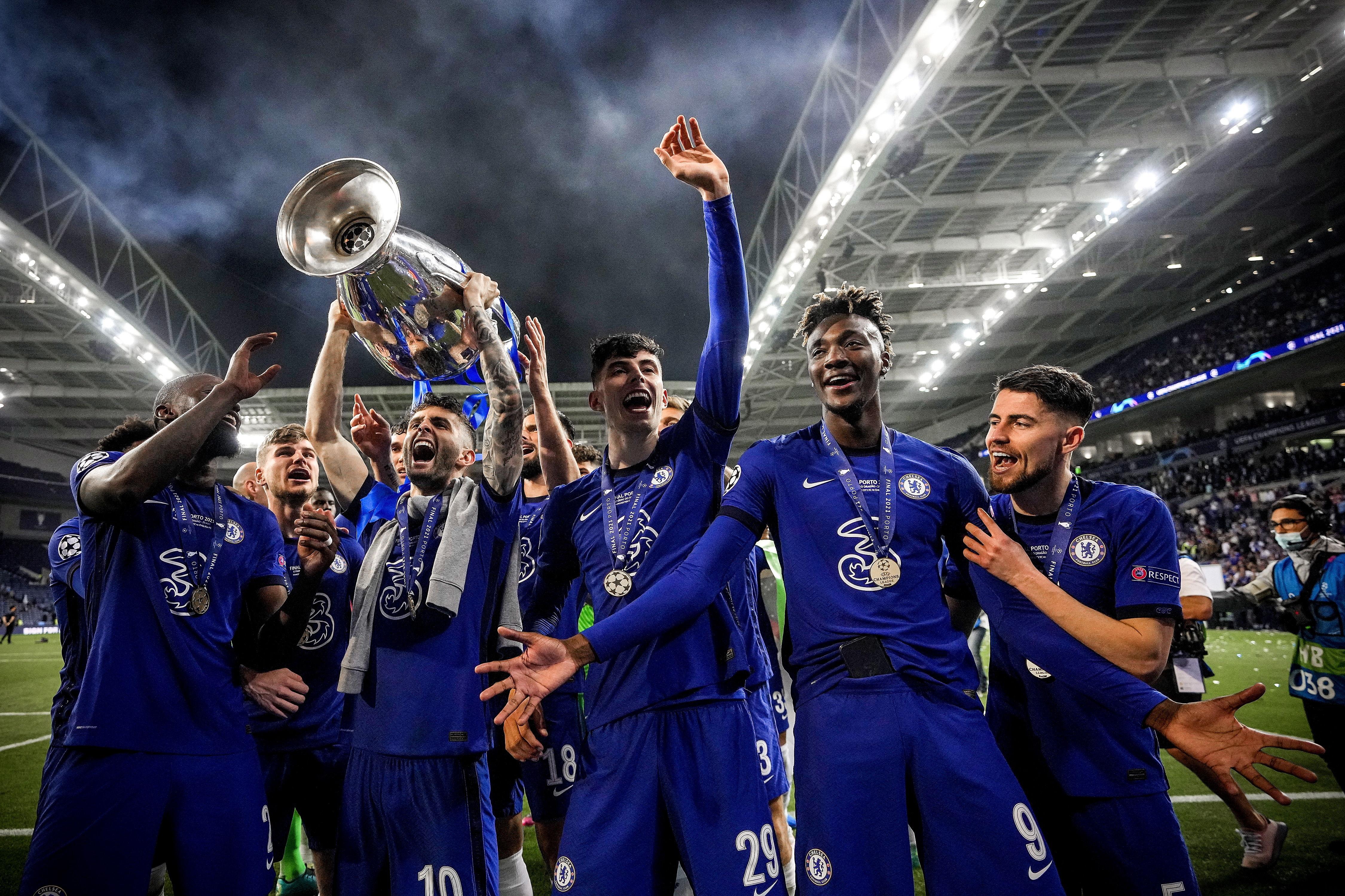 ¡Por el bicampeonato de Europa! Chelsea desea un XI inigualable 1