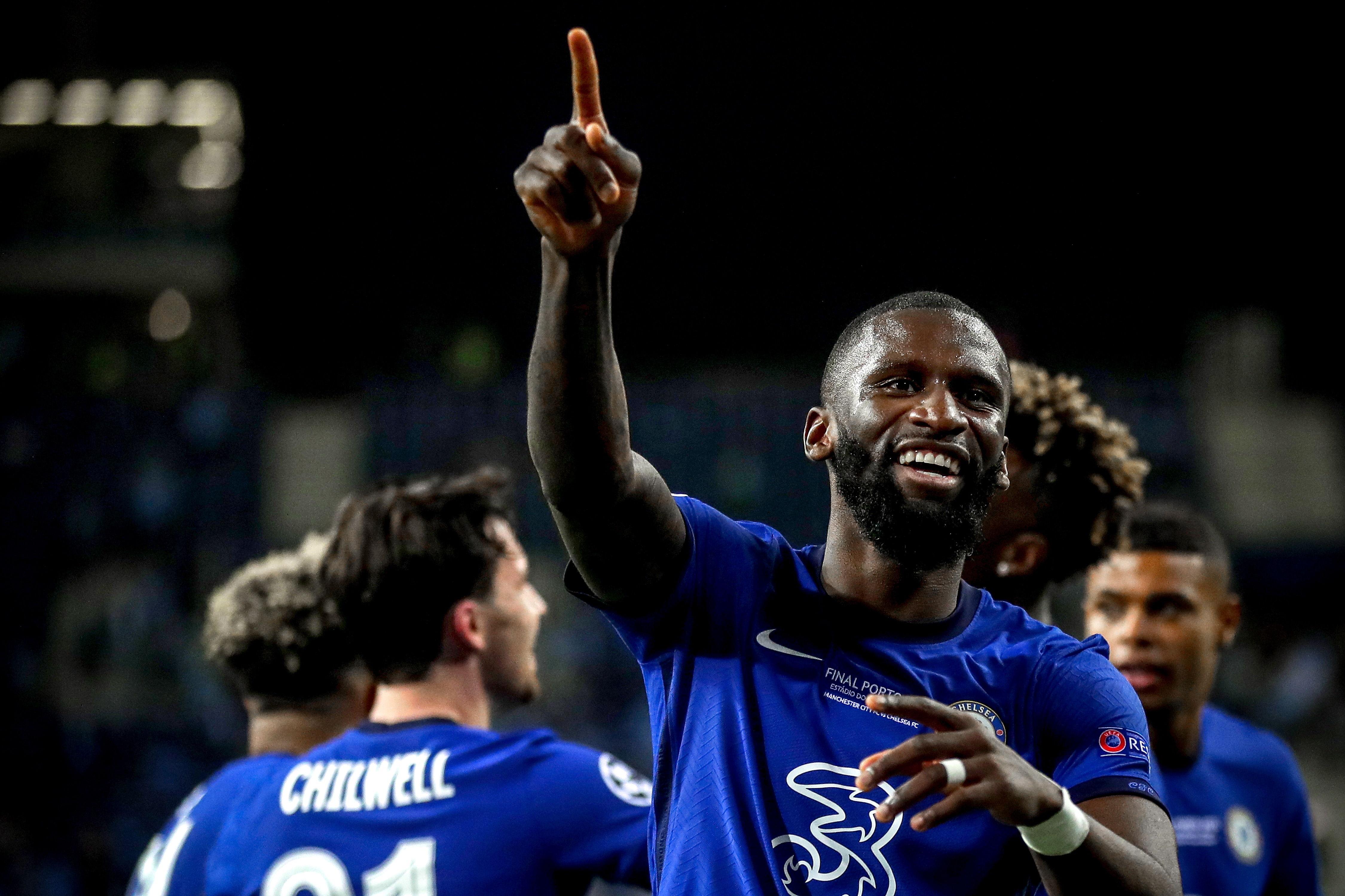 ¡Por el bicampeonato de Europa! Chelsea desea un XI inigualable 3